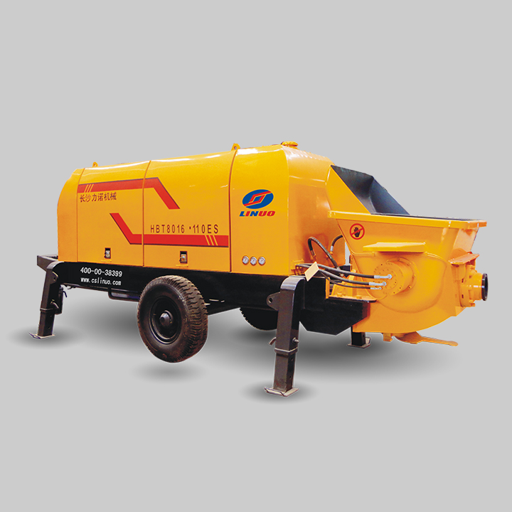 HBT Electric Fine Stone & Mortar Pump