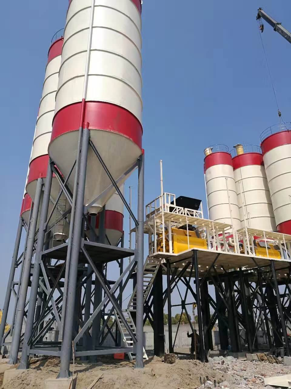 Concrete Batch Plant HZS120
